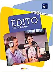 مجموعه سوالات متد ادیتو edito A1 به زبان فرانسه دروس 4و5و6